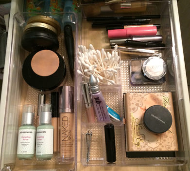 Bathroom Drawer After