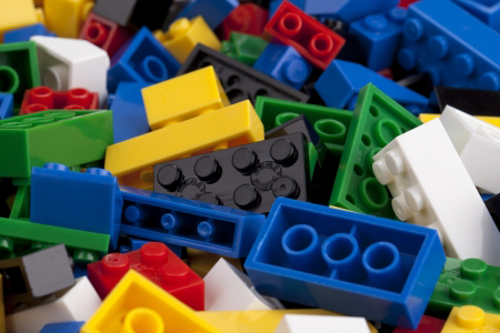 Let Go of the Lego Battle