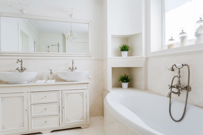 Basic Bathroom Organization